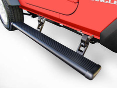 75121-01A - AMP RESEARCH POWERSTEP 2007-2014 JEEP WRANGLER JK 2-DOOR RUNNING BOARD
