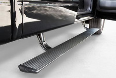 75141-01A - AMP RESEARCH POWERSTEP 2009-2014 FORD F-150 SUPERCAB SUPERCREW RUNNING BOARDS
