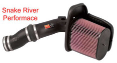 57-2546-1 - K&N COLD AIR INTAKE 03-07 FORD POWERSTROKE DIESEL 6.0L