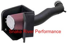 57-1533 - K&N COLD AIR INTAKE 2003-2008 DODGE RAM GAS 1500 2500 3500 5.7L V8