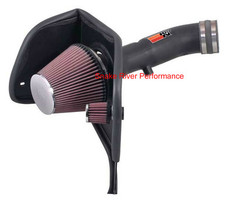 K&N COLD AIR INTAKE 2007-2012 CHEVROLET COLORADO/GMC CANYON/HUMMER H3 3.7L L5 - 63-3065