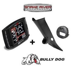 40420 33303 30420 - BULLY DOG TRIPLE DOG GT DIESEL WITH PILLAR MOUNT 01-07 CHEVY GMC 6.6L W SPEAKER