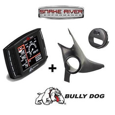 40420 31302 30420 - BULLY DOG TRIPLE DOG GT DIESEL WITH A-PILLAR MOUNT 2003-07 FORD POWERSTROKE 6.0L