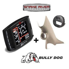 40420 32303 30420 - BULLY DOG TRIPLE DOG GT DIESEL WITH A-PILLAR MOUNT 03-07 DODGE RAM CUMMINS 5.9L