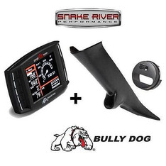 40420 33302 30420 - BULLY DOG TRIPLE DOG GT DIESEL WITH A-PILLAR MOUNT 01-07 CHEVY GMC 6.6L CLASSIC