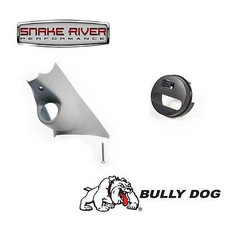 32304 30420 - BULLY DOG A PILLAR MOUNT WITH ADAPTER 2009-2015 DODGE RAM 1500 2500 3500