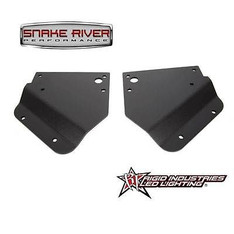 40235 - RIGID INDUSTRIES D-SERIES FOG LIGHT MOUNTING KIT 2010-2014 FORD F-150 SVT RAPTOR