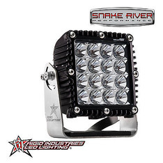 24411 - RIGID INDUSTRIES Q-SERIES HYBRID 20 DEGREE FLOOD LED LIGHT 7040 LUMENS