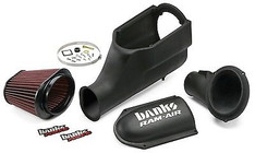 42155-D - BANKS DRY RAM AIR INTAKE 03-07 FORD POWERSTROKE DIESEL 6.0L F250 F350 SUPERDUTY