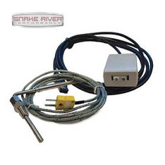 9817 - SCT EGT PYROMETER SENSOR KIT EXHAUST GAS TEMPERATURE FOR SCT LIVEWIRE TS AND X4