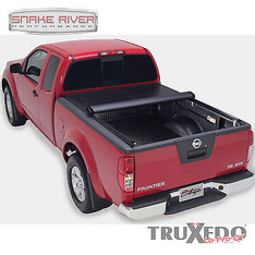 588601 - TRUXEDO LO PRO QT SOFT ROLL UP TONNEAU COVER 04-15 NISSAN TITAN 6.5' BED