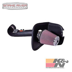 57-6012 - K&N AIRCHARGER PERFORMANCE COLD AIR INTAKE FOR 04-14 NISSAN TITAN 5.6L