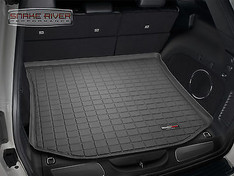 40651 - WEATHERTECH DIGITAL FIT CARGO LINER FOR 2012-2015 CHEVY CAMARO HARD TOP BLACK
