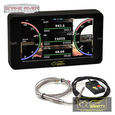 S2G - SMARTY TOUCH SCREEN TUNER SG2 W PYRO EGT PROBE FOR 98.5-12 DODGE CUMMINS DIESEL