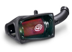 75-5104 - S&B COLD AIR INTAKE 2011-2016 FORD POWERSTROKE DIESEL 6.7L F250 F350 OILED FILTER