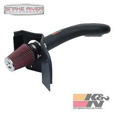 57-1509-1 - K&N PERFORMANCE COLD AIR INTAKE SYSTEM FOR 97-99 DODGE DURANGO 5.7L 5.2L