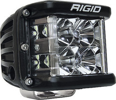RIGID INDUSTRIES D-SS SIDE SHOOTER FLOOD LED LIGHT BLACK - 26111