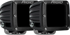 RIGID INDUSTRIES DUALLY IR DRIVING LED LIGHT INFRARED LIGHTS PAIR - 50239