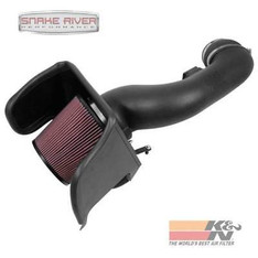 63-2597 - K&N PERFORMANCE COLD AIR INTAKE 2017 FORD POWERSTROKE DIESEL 6.7L F250 F350