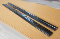 Honda S2000 V2 Side Skirt Diffusers Splitters Extensions - Carbon Fiber