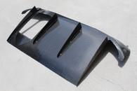 2002-2007 Subaru WRX STi Mature Style Rear Diffuser - Carbon Fiber