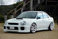 2002-2003 Subaru Impreza WRX Bugeye V1 Front Lip Spoiler