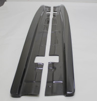 BMW E92 Side Skirt Diffuser Extensions Diffusers Splitters - Carbon Fiber (For M3 Style Side Skirts)
