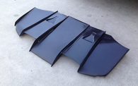 2008-2013 BMW E92 E90 M3 VS4 Rear Diffuser - FRP