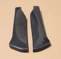2012-2014 Scion FRS / BRZ Rear Bumper Spats - Carbon