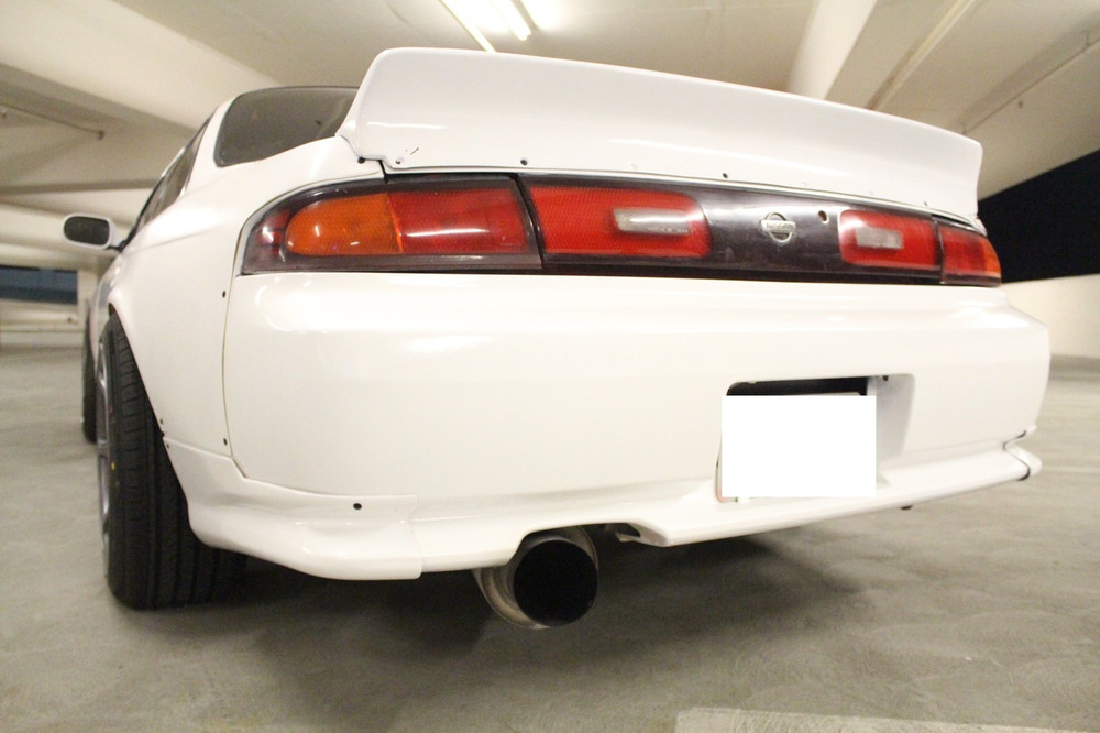 Nissan Silvia S14 For Sale In Usa FS: Forcewerkz S14 CS Style Rear Over Fenders / S13 RB ...