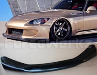 Honda S2000 AS Style Front Bumper Lip Spoiler - FRP