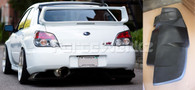 2002-2007 Subaru Impreza WRX STi VT Rear Diffuser - FRP