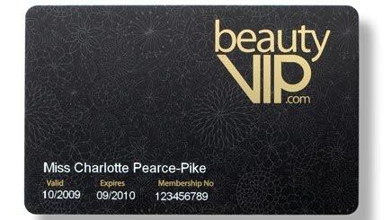 Tarjeta Plastica VIP Full Color .30 Mil