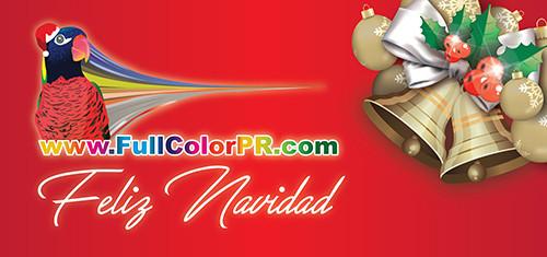 Feliz Navidad Postales de Navidad Puerto Rico