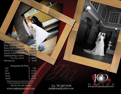 5000 Brochures Full Color UV Coated • Ejemplo de www.FullColorPR.com