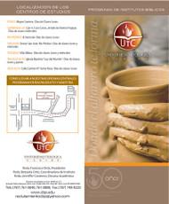 Brochure Full Color, excelente acabado en AQ Finish, Excelente precio para Puerto Rico con Entrega Incluida