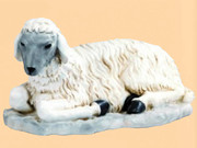 1100mm Outdoor Nativity Additional pieces: sheep