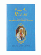 Booklet: Pray the Rosary (0899420400)