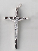 Chain Size: Metal Crucifix 40mm (CR5840)