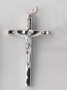 Chain Size: Metal Crucifix 40mm (CR5840)