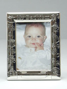 Metal Photo Frame, Baptism