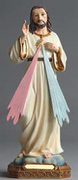 Resin Statue, Divine Mercy 120mm