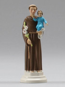 Plastic Magnetic Statue, ST ANTHONY