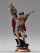 Plastic Magnetic Statue: ST MICHAEL