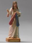 Plastic Magnetic Statue: DIVINE MERCY
