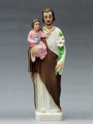 Plastic Statue, ST JOSEPH 15cm