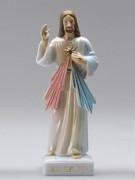 Plastic Statue, DIVINE MERCY 15cm