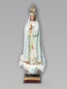 Plastic Statue: O.L. FATIMA 39cm