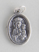 Silver Oxide Medal: Our Lady of Czestockwa (ME02277)