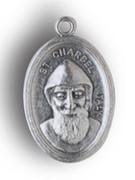 Silver Oxide Medal: ST CHARBEL